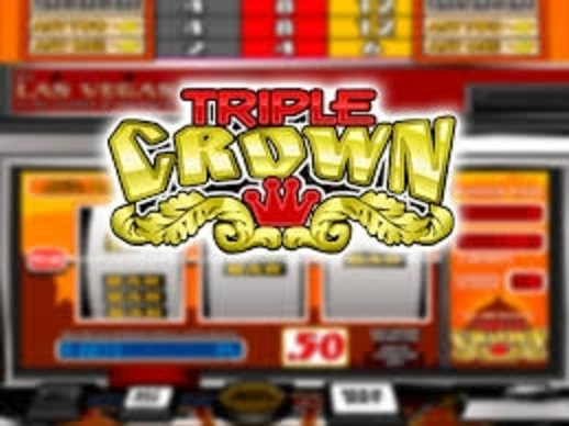 The Triple Crown Online Slot Demo Game by Betsoft