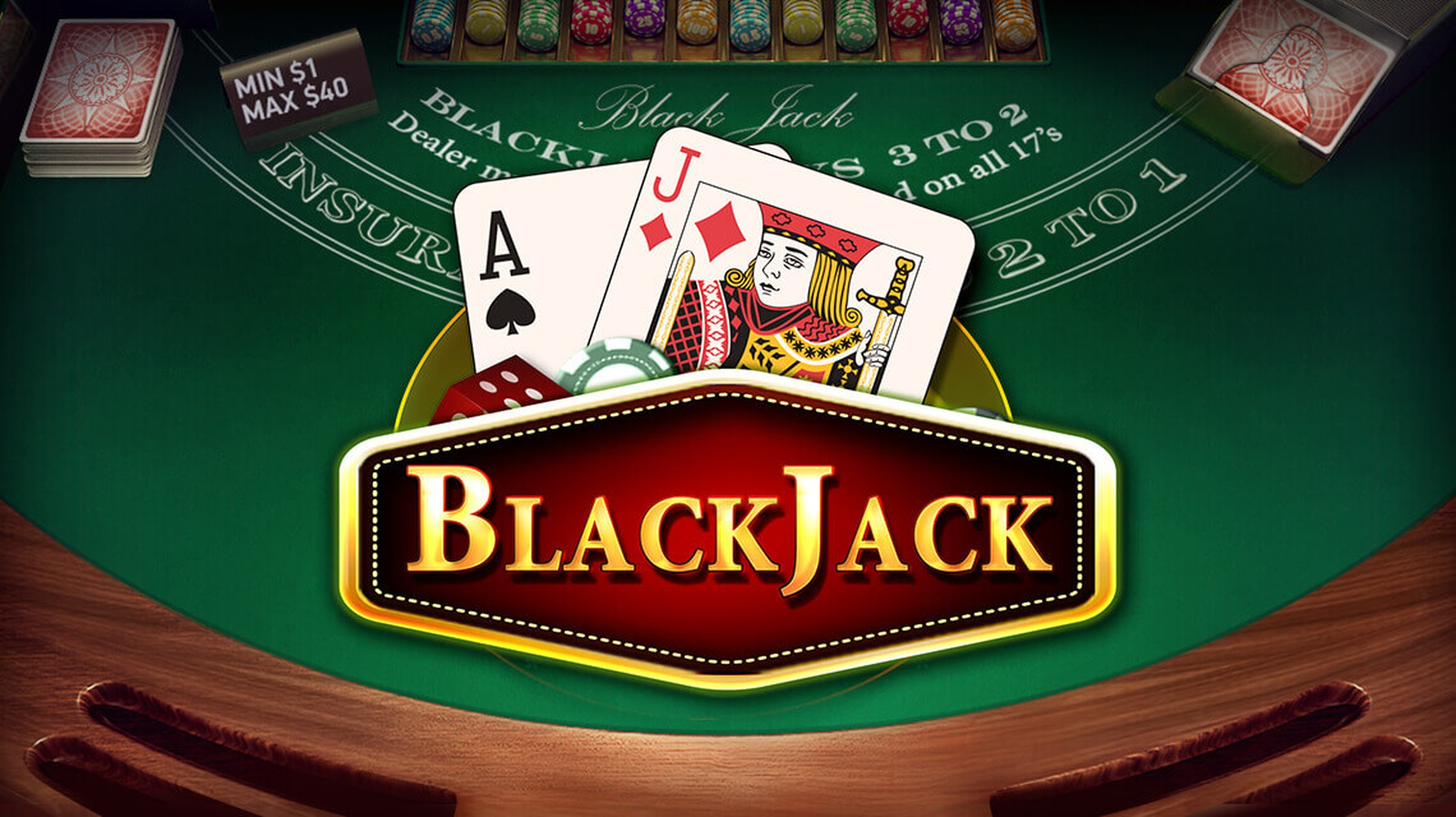 The Blackjack (BGaming) Online Slot Demo Game by BGAMING
