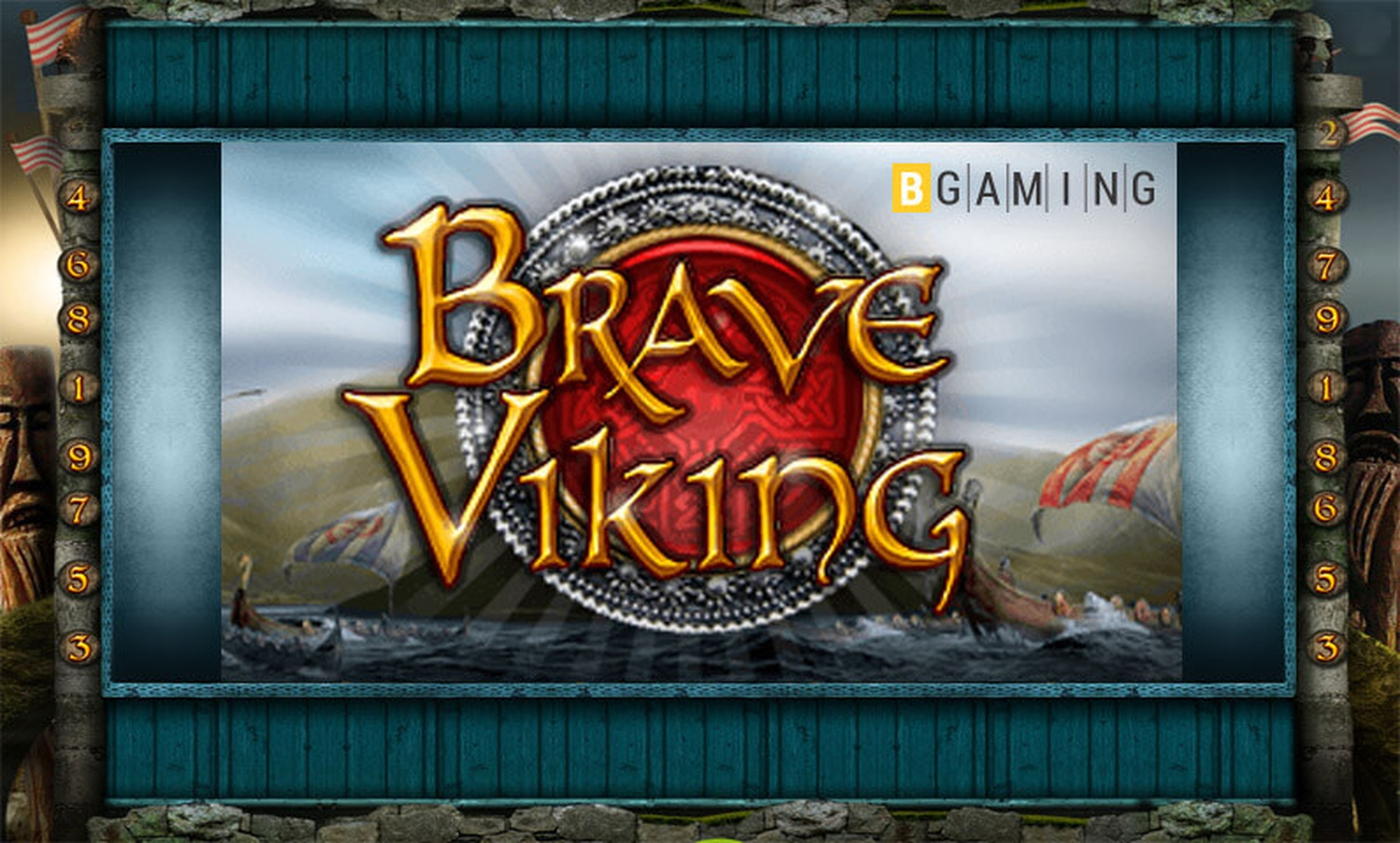 The Brave Viking Online Slot Demo Game by BGAMING