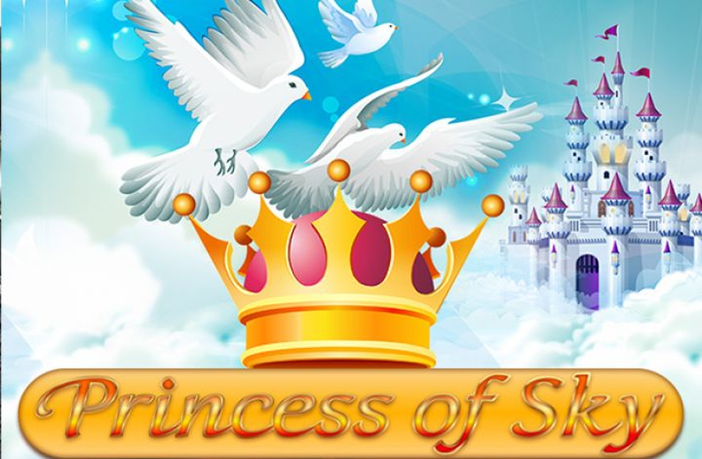 The Princess of Sky Online Slot Demo Game by BGAMING