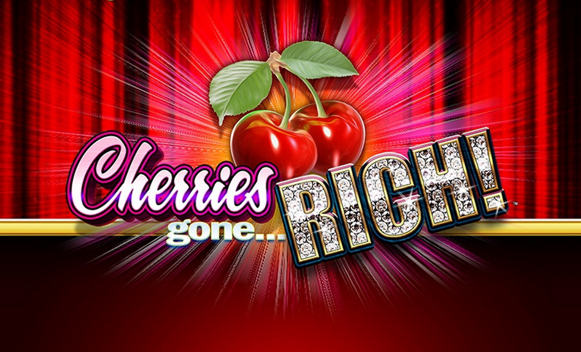 The Cherries Gone Rich Online Slot Demo Game by bluberi