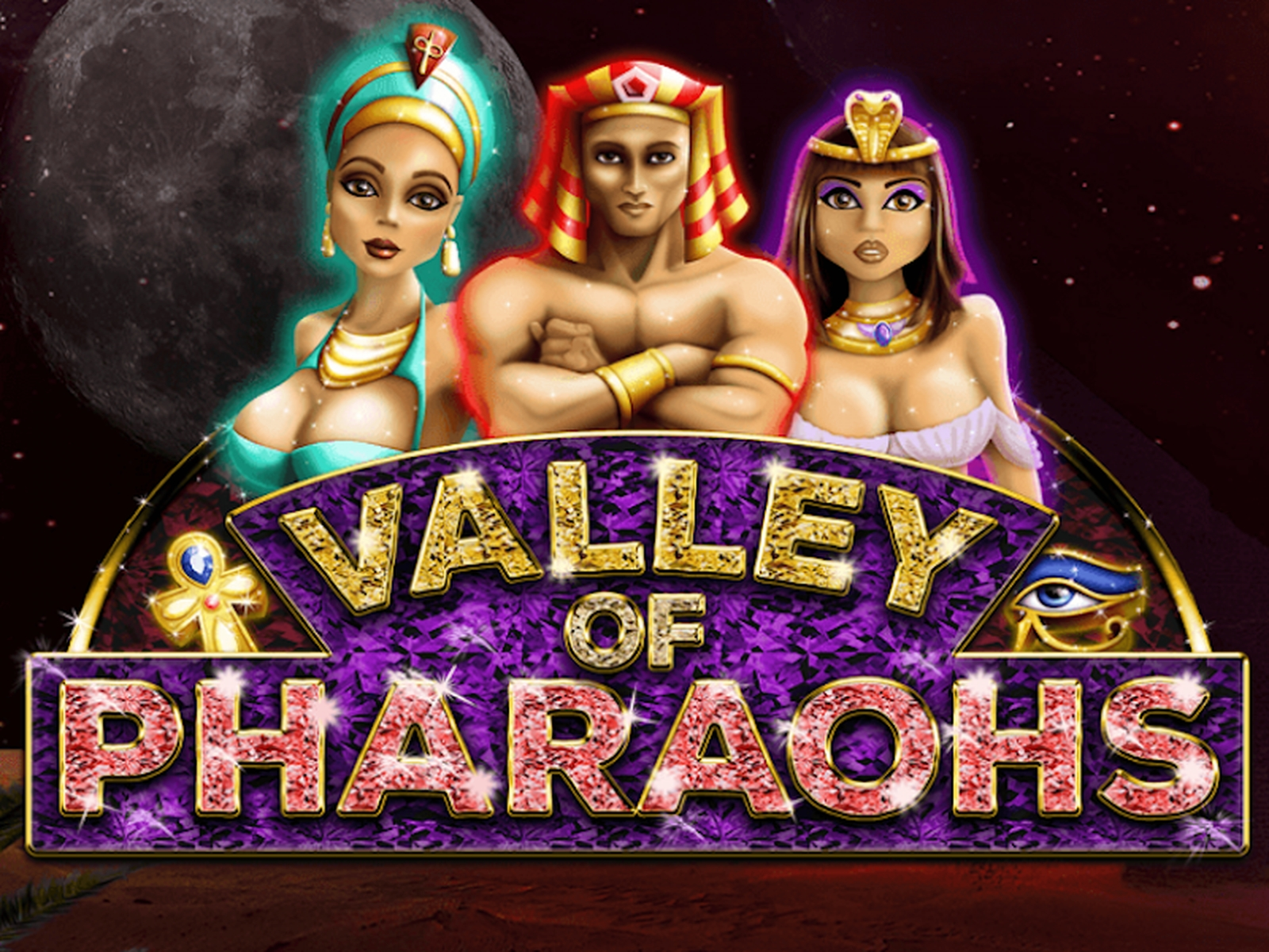 The Valley of Pharaohs Online Slot Demo Game by Booming Games