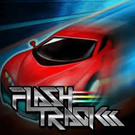 Info of Flash Track Slot Game by Bunfox