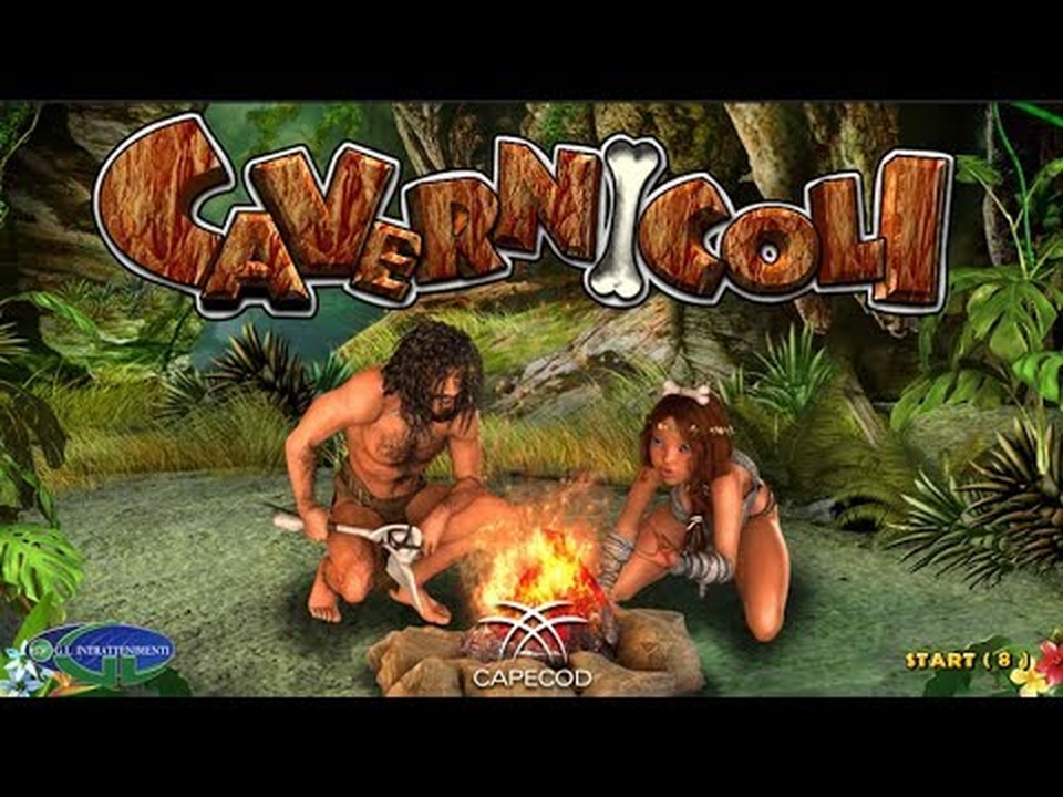 The Cavemen Online Slot Demo Game by Capecod Gaming