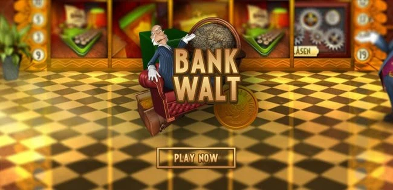 The Bank Walt Online Slot Demo Game by Magnet Gaming