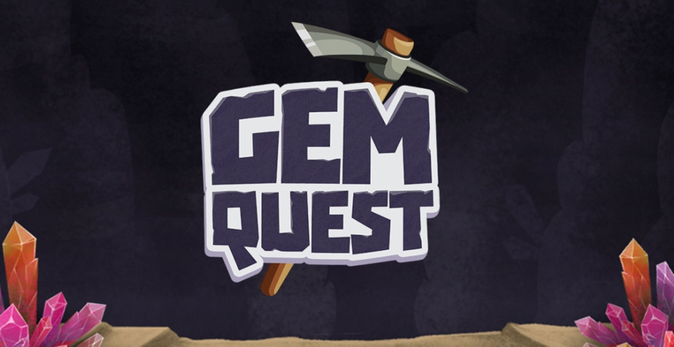 The Gem Quest Online Slot Demo Game by Magnet Gaming
