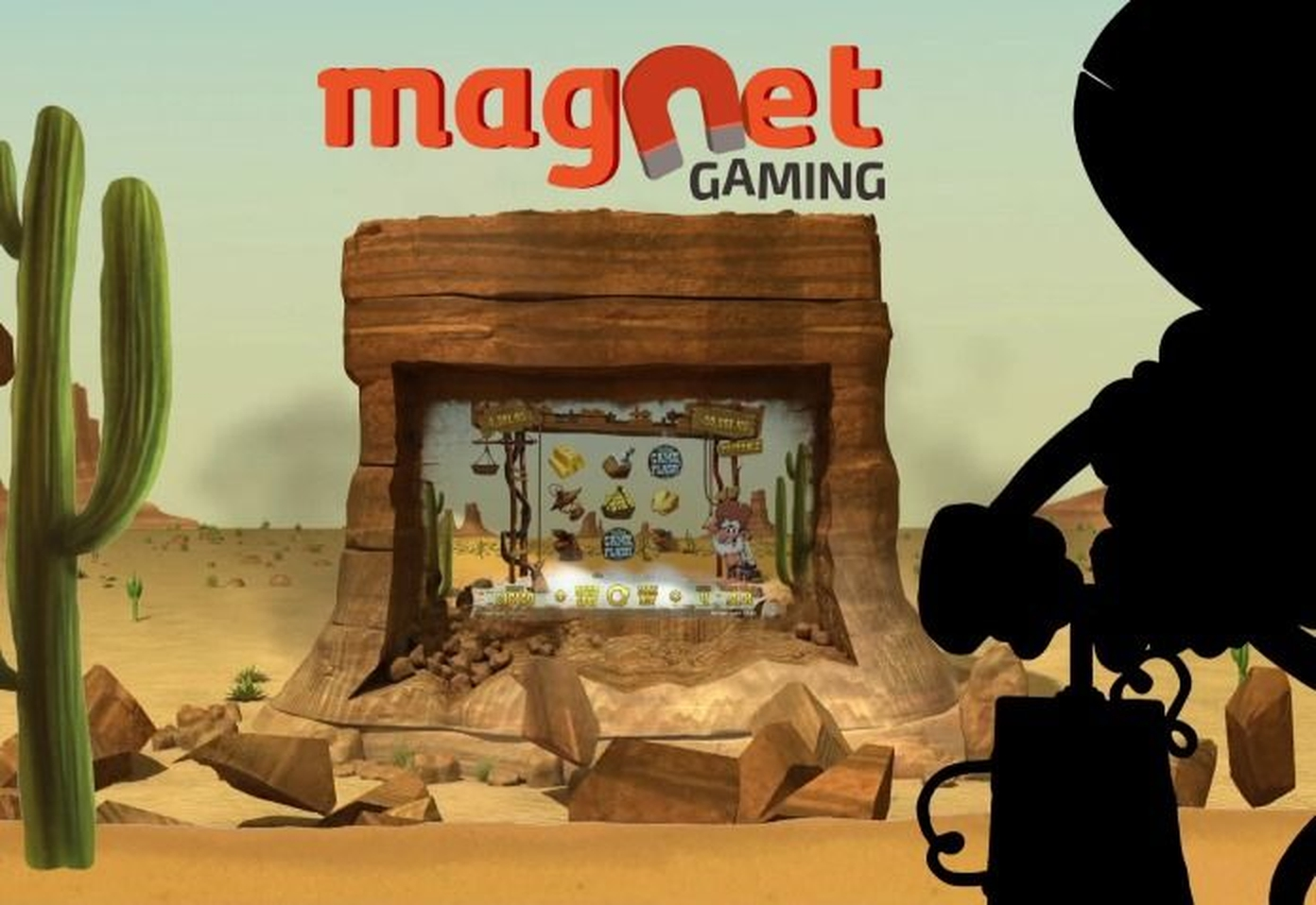 The Gold Rush (Magnet Gaming) Online Slot Demo Game by Magnet Gaming