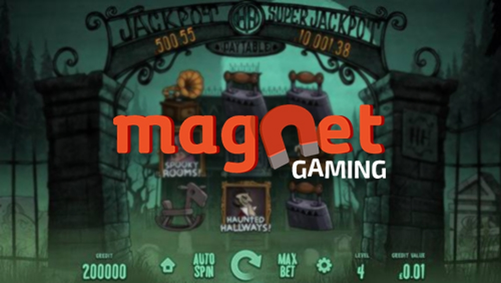 The Haunted House (Magnet) Online Slot Demo Game by Magnet Gaming