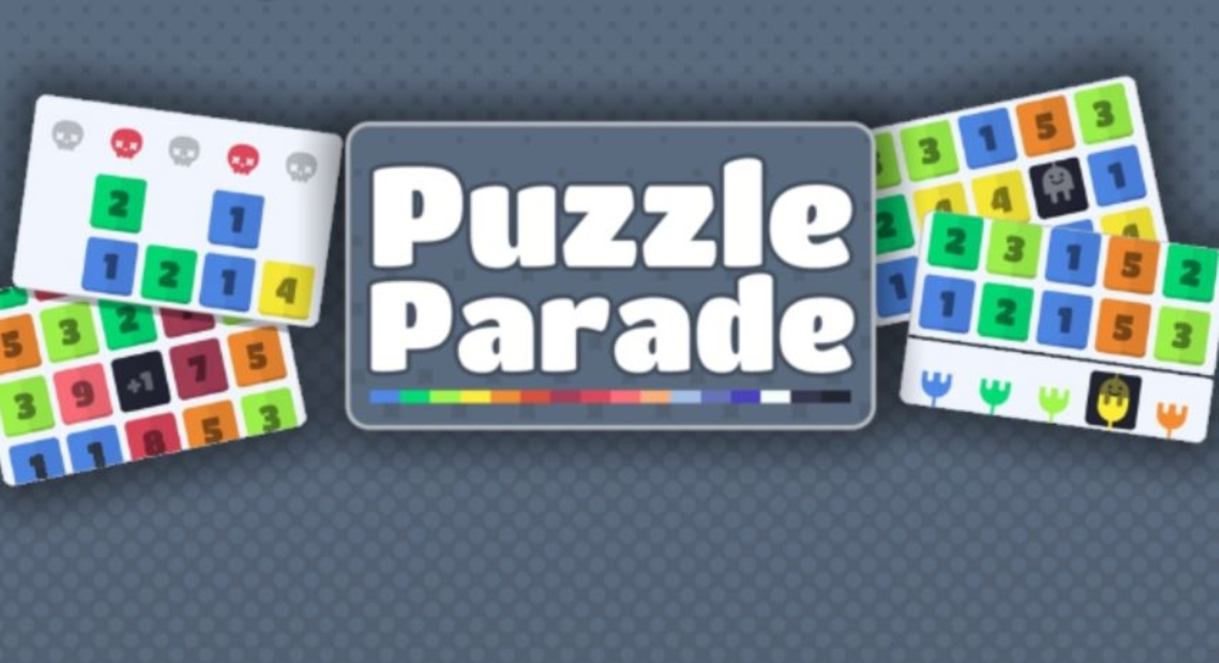The Puzzle Parade Online Slot Demo Game by Magnet Gaming