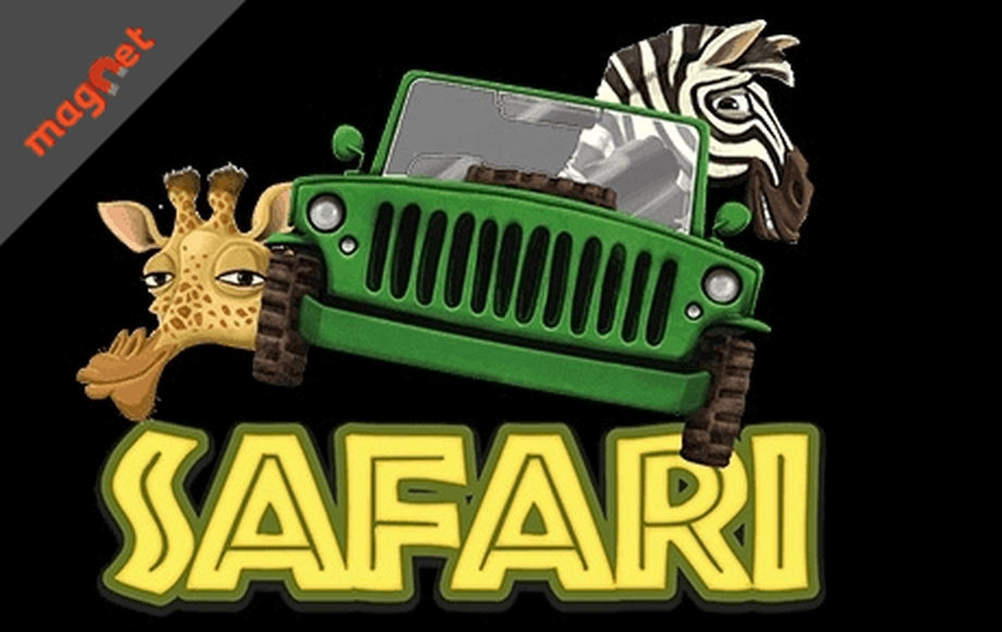 The Safari (Magnet) Online Slot Demo Game by Magnet Gaming