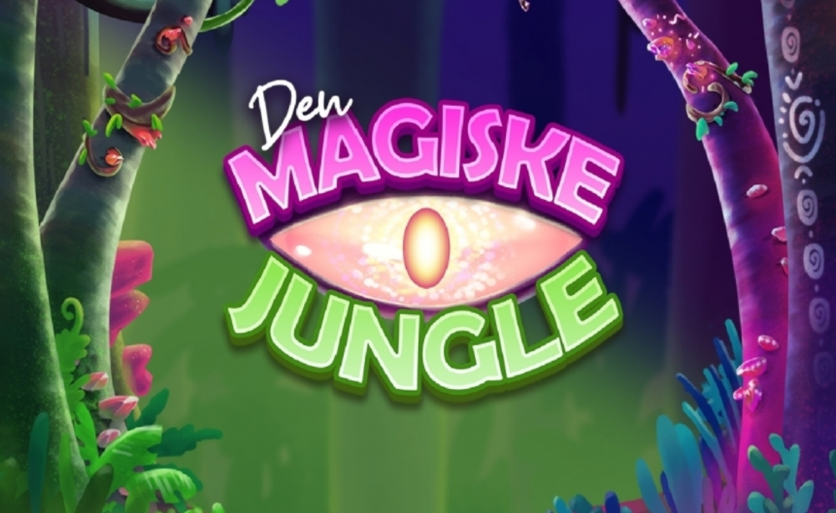 The The Magic Jungle Online Slot Demo Game by Magnet Gaming