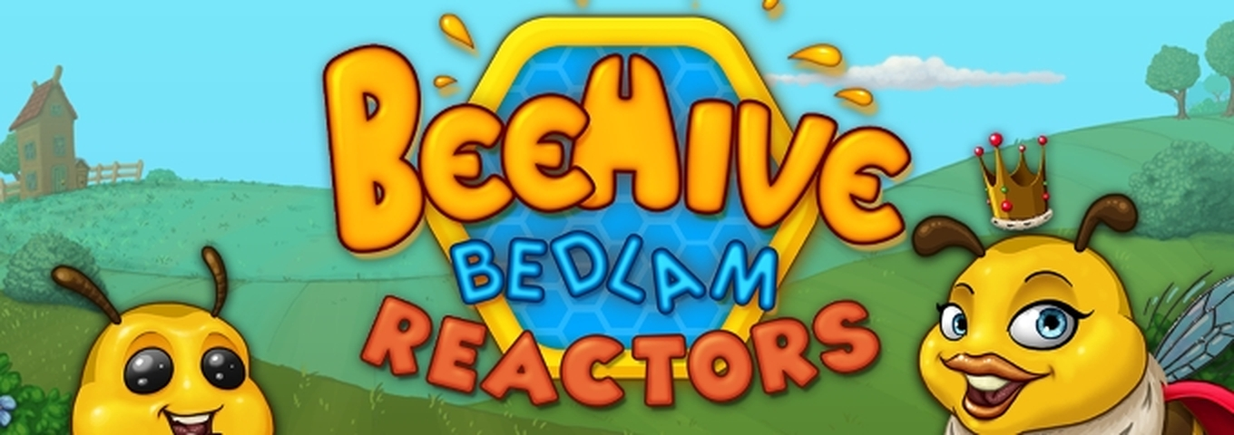 The Beehive Bedlam Online Slot Demo Game by CORE Gaming