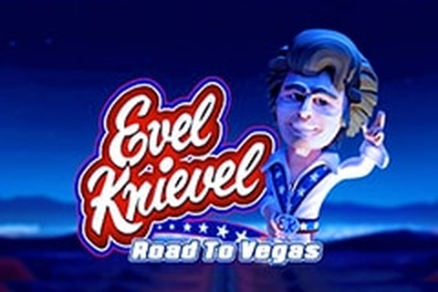The Evel Knievel - Road To Vegas Online Slot Demo Game by CORE Gaming