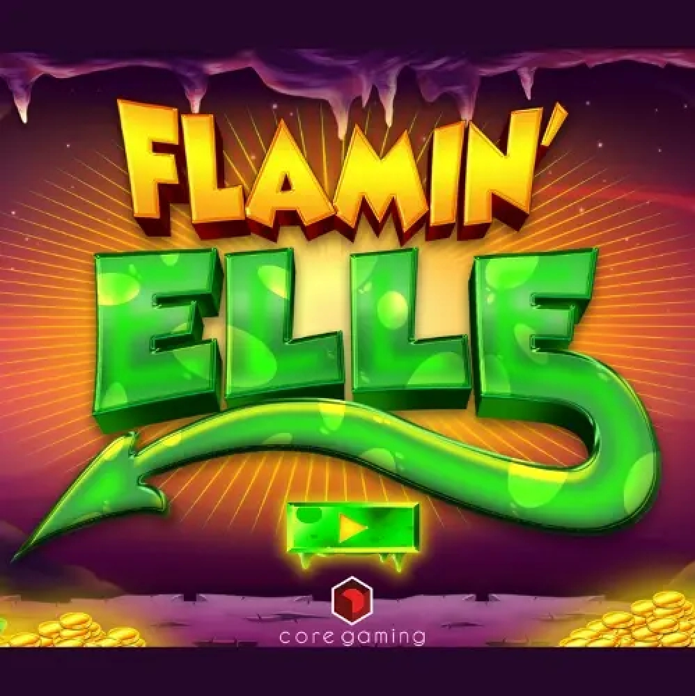 The Flamin Elle Online Slot Demo Game by CORE Gaming