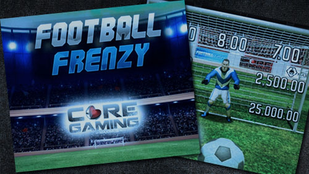 The Football Frenzy (CORE Gaming) Online Slot Demo Game by CORE Gaming
