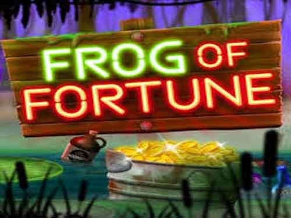 The Frog of Fortune Online Slot Demo Game by CORE Gaming