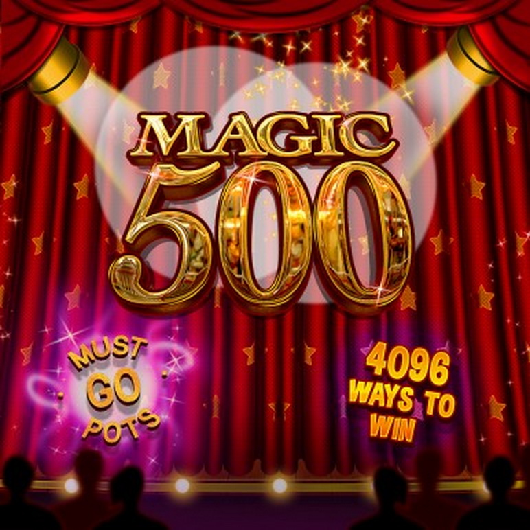 The Magic 500 Online Slot Demo Game by CORE Gaming