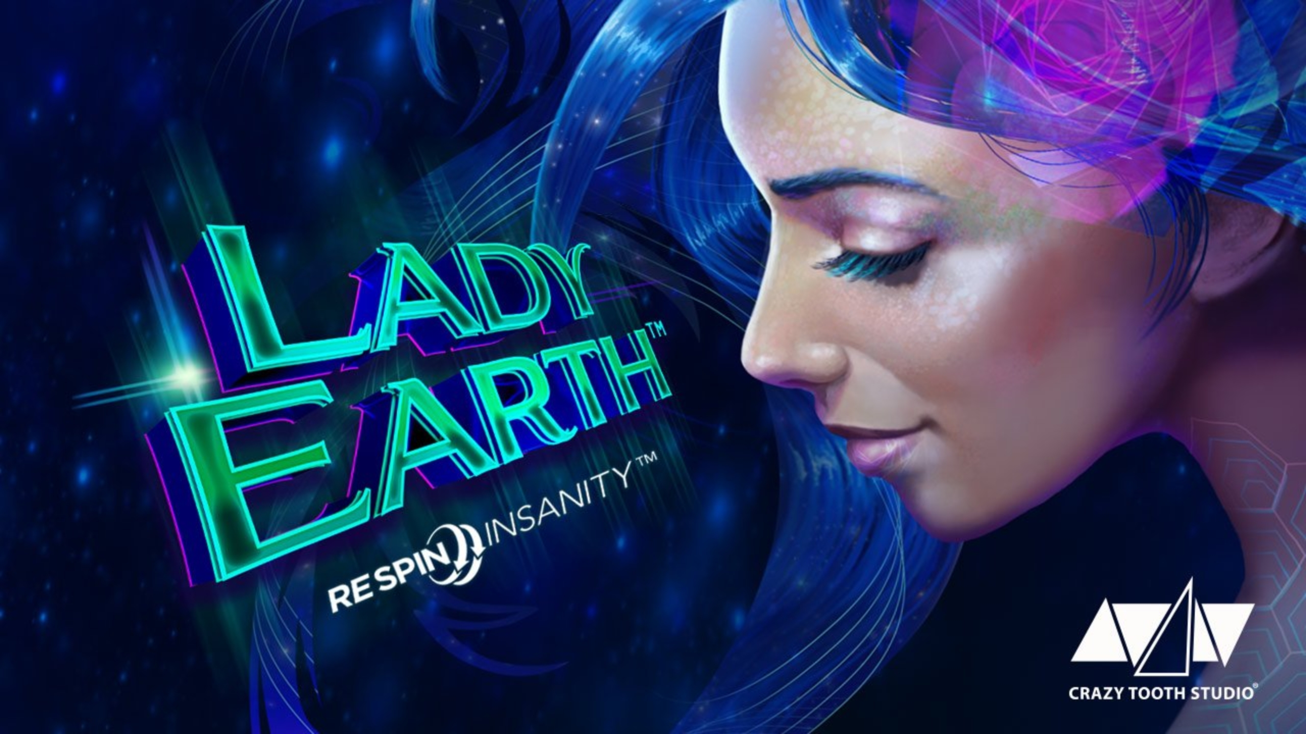 The Lady Earth Online Slot Demo Game by Crazy Tooth Studio