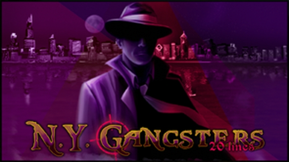 The N.Y. Gangsters Online Slot Demo Game by DLV