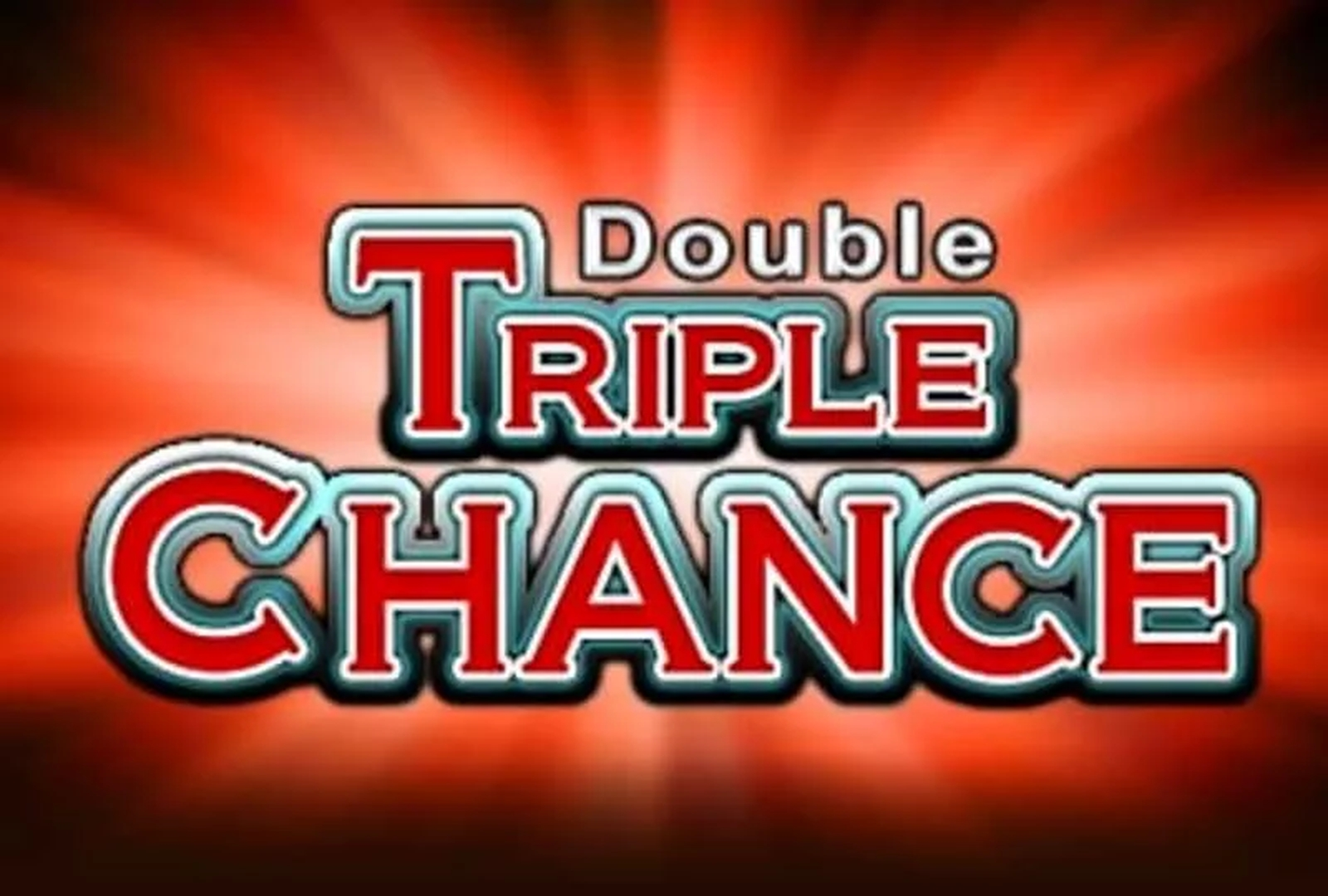The Double Triple Chance Online Slot Demo Game by edict