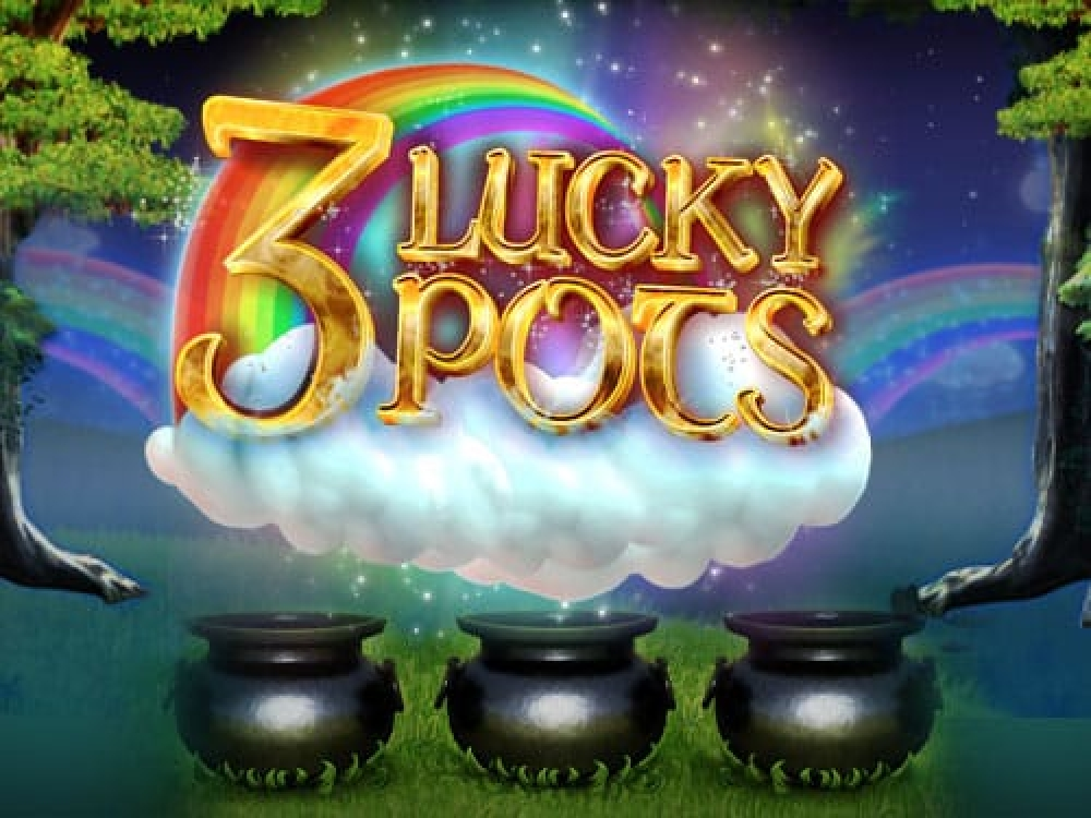 The 3 Lucky Pots Online Slot Demo Game by Endemol Games