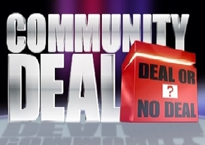 The Community Deal or No Deal Online Slot Demo Game by Endemol Games