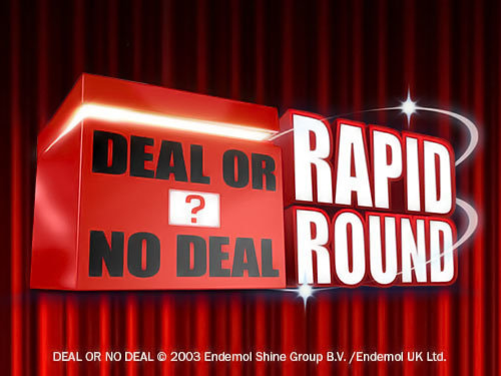 The Deal Or No Deal Rapid Round Online Slot Demo Game by Endemol Games