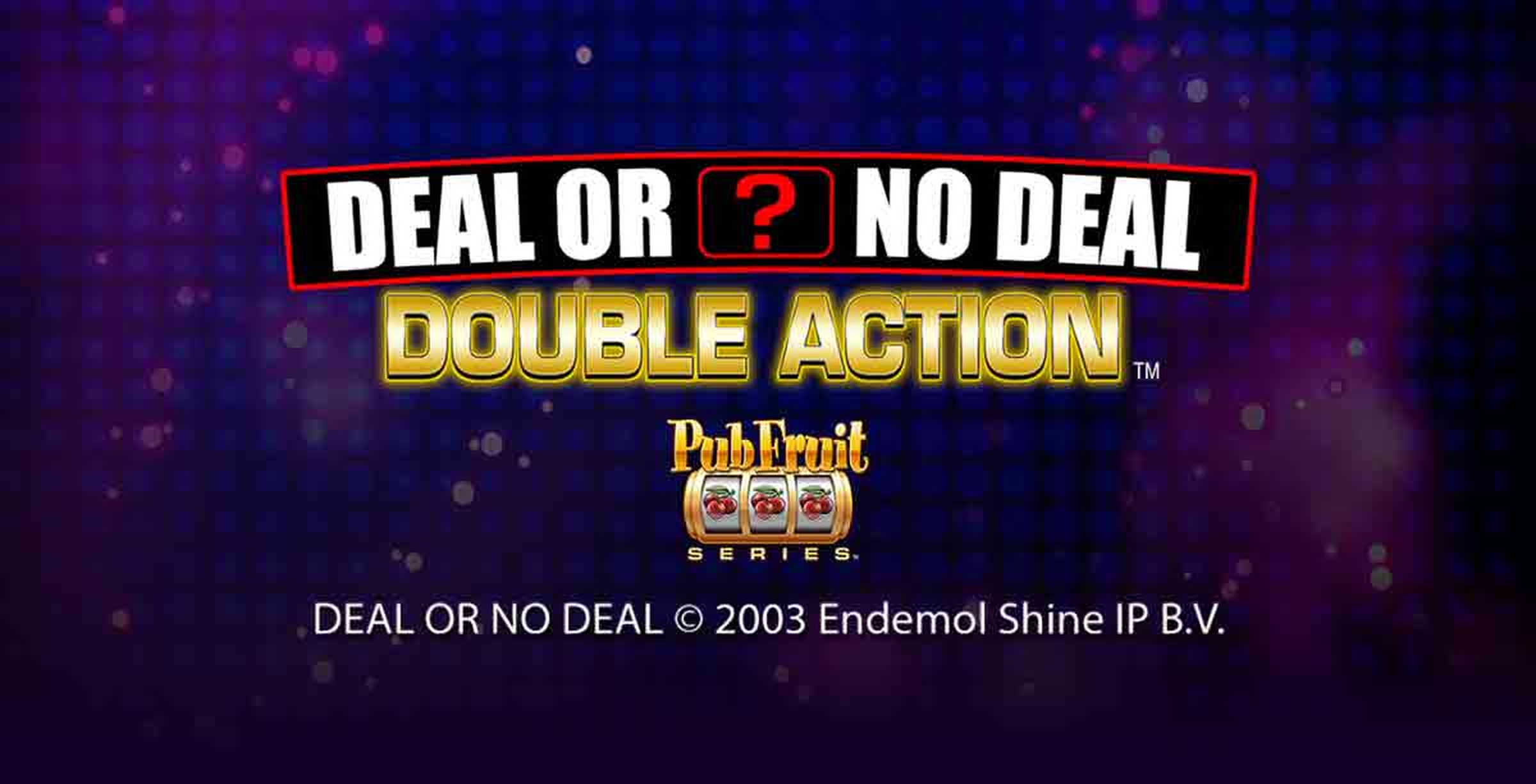 The Deal or No Deal Jackpot Online Slot Demo Game by Endemol Games