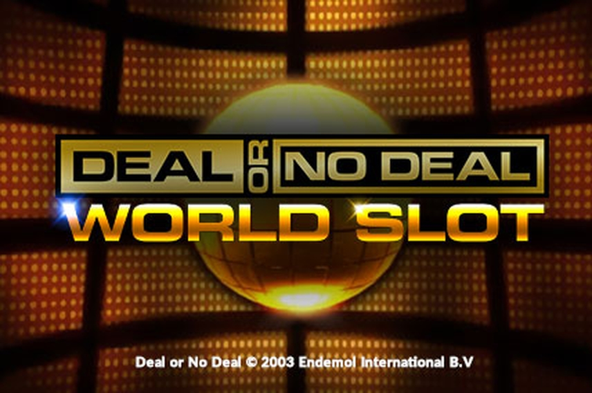 The Deal or no Deal World Online Slot Demo Game by Endemol Games