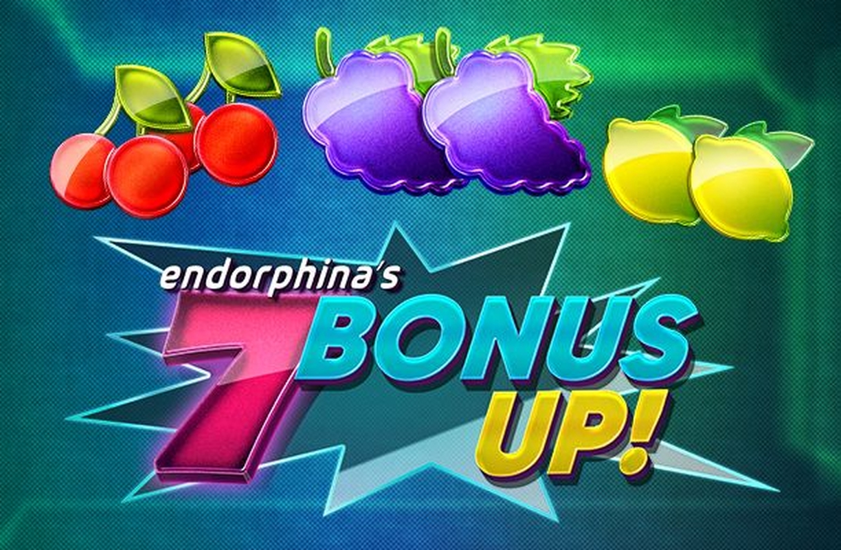 The 7 Bonus Up Online Slot Demo Game by Endorphina