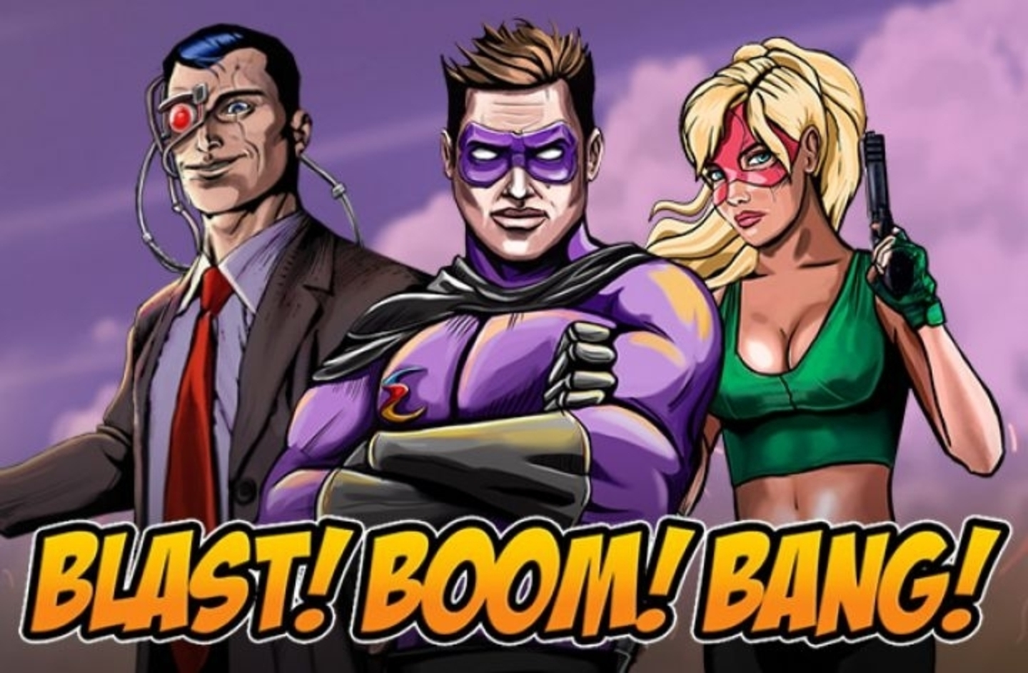 The Blast Boom Bang Online Slot Demo Game by Endorphina