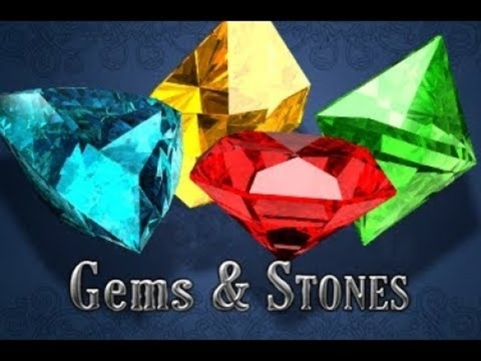 The Gems & Stones Online Slot Demo Game by Endorphina