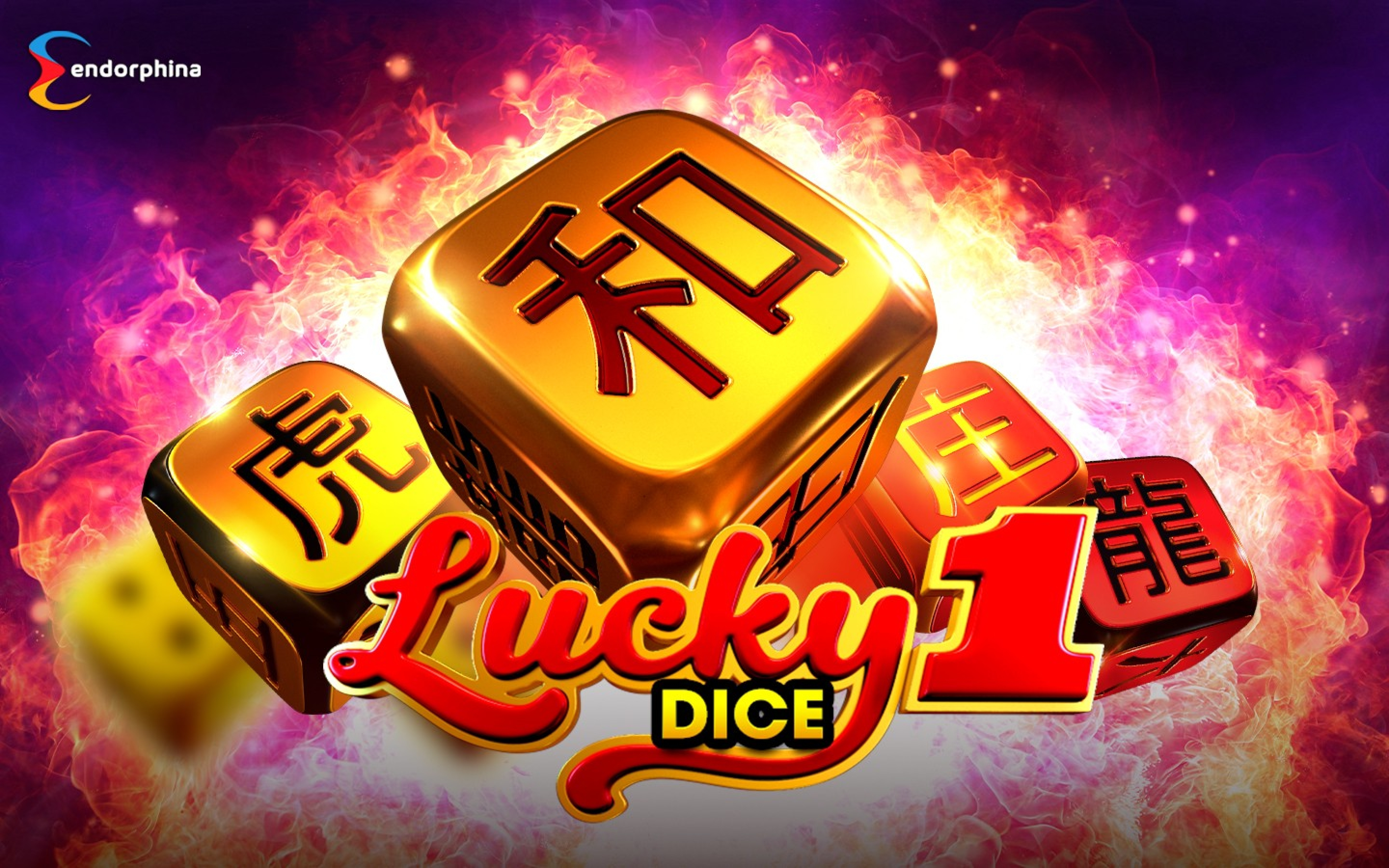 The Lucky Dice 1 Online Slot Demo Game by Endorphina