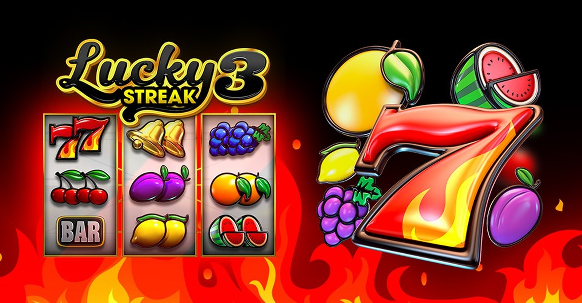 The Lucky Streak 3 Online Slot Demo Game by Endorphina