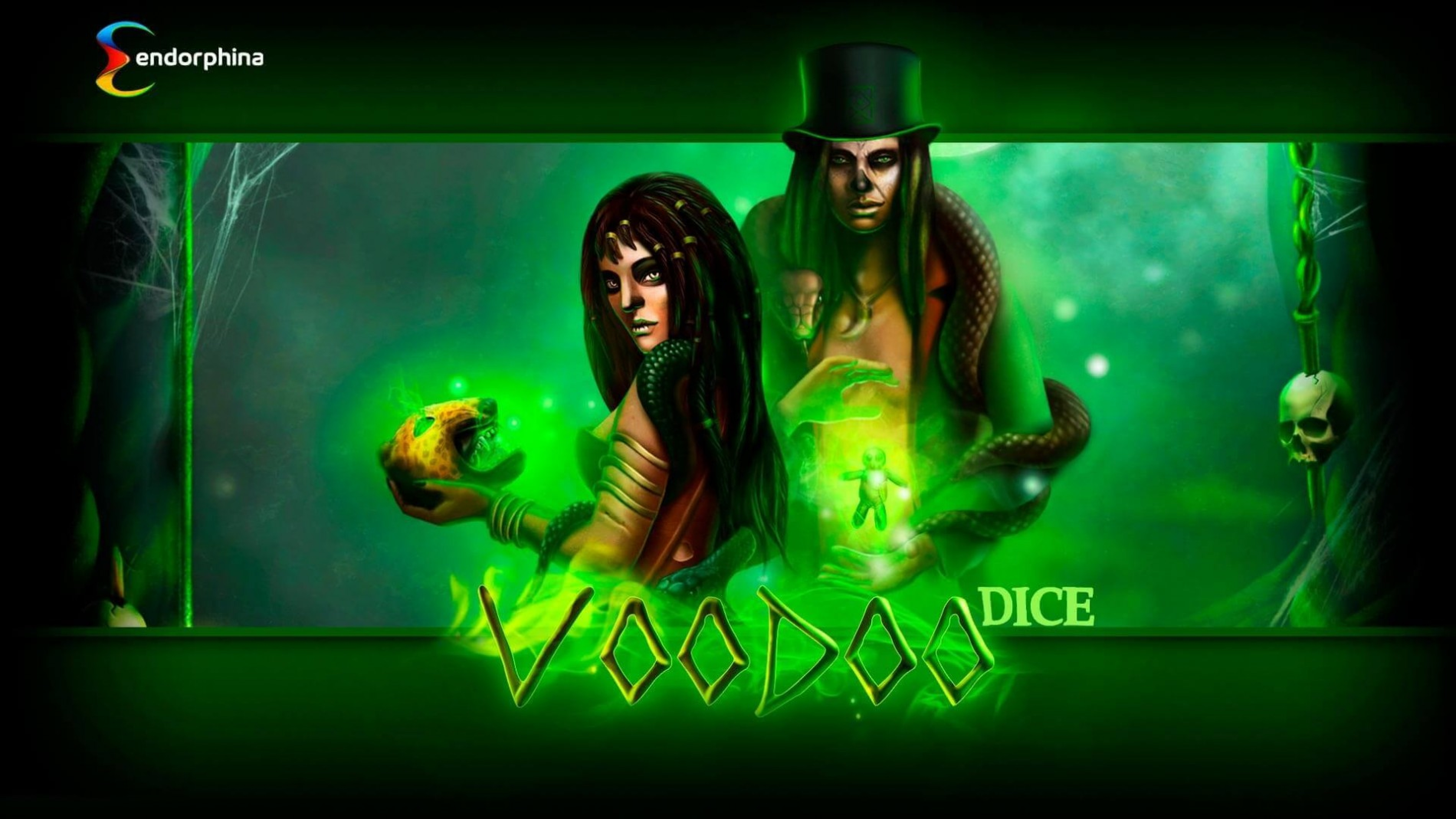 The Voodoo Dice Online Slot Demo Game by Endorphina