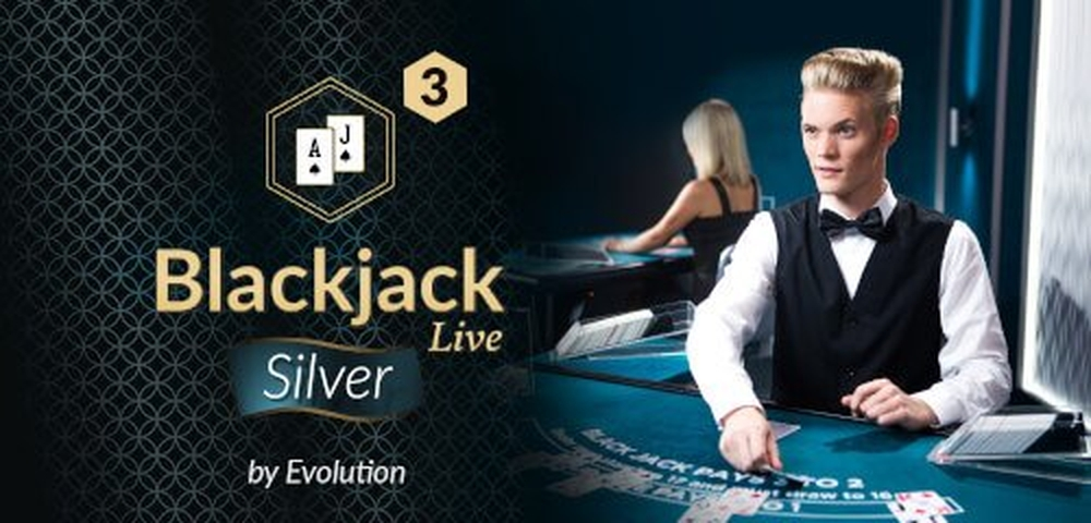The Blackjack Silver 3 (Evolution Gaming) Online Slot Demo Game by Evolution Gaming