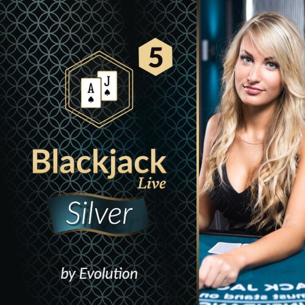 The Blackjack Silver 5 (Evolution Gaming) Online Slot Demo Game by Evolution Gaming