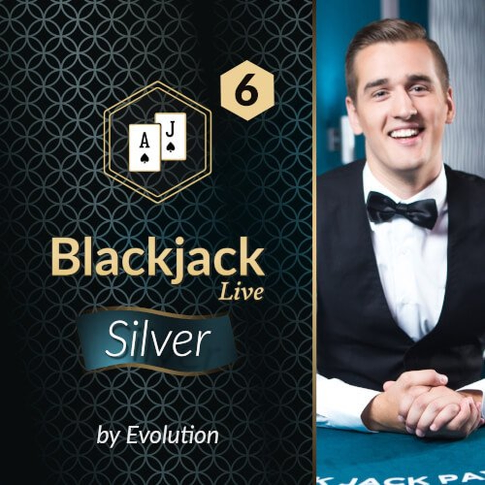 The Blackjack Silver 6 (Evolution Gaming) Online Slot Demo Game by Evolution Gaming