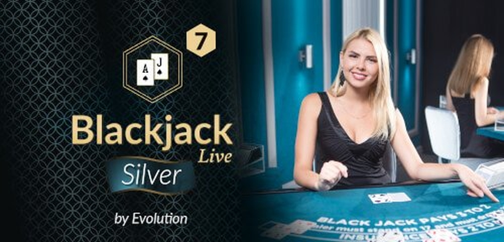 The Blackjack Silver 7 (Evolution Gaming) Online Slot Demo Game by Evolution Gaming