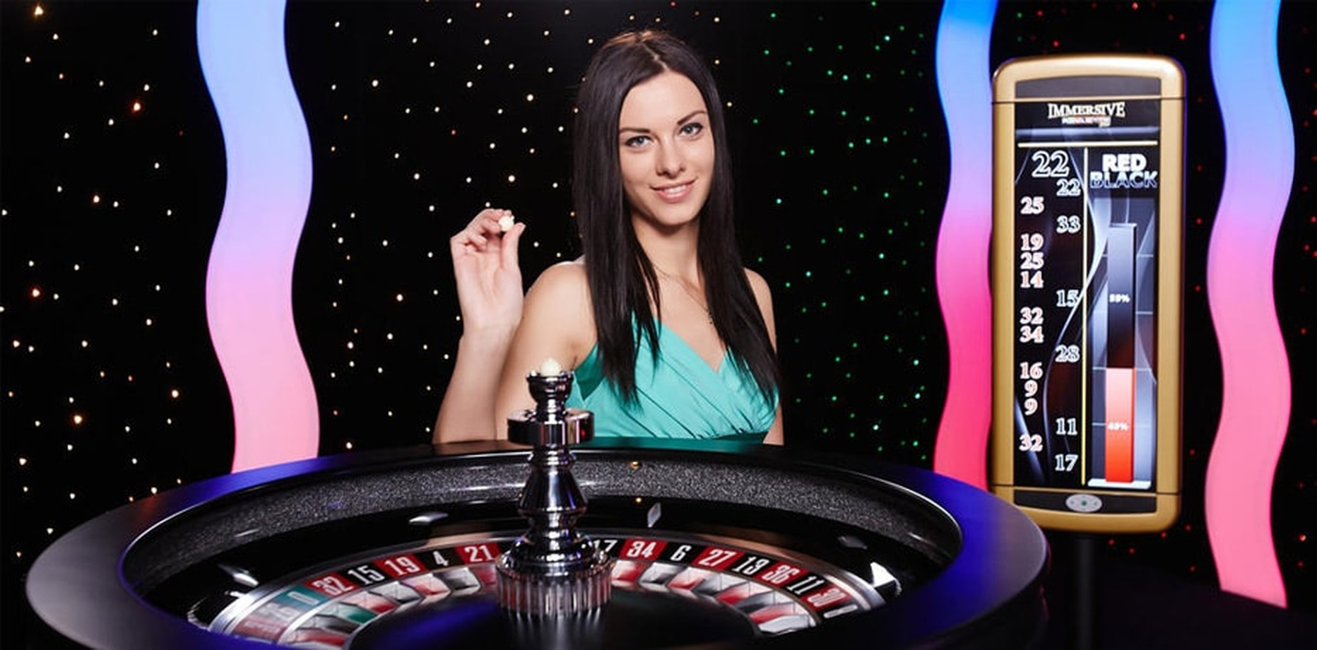 The Mini Live Roulette (Evolution Gaming) Online Slot Demo Game by Evolution Gaming