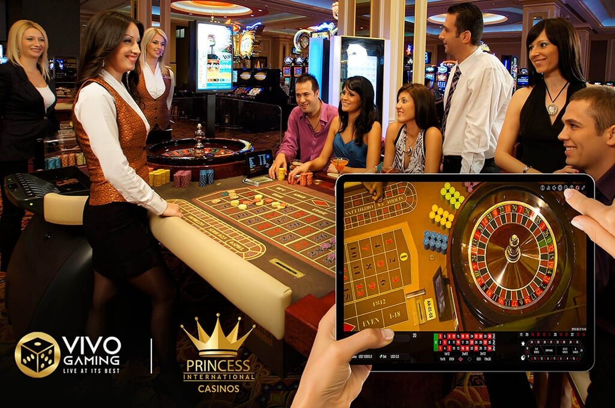 The Roulette En Vivo Live Casino Online Slot Demo Game by Evolution Gaming