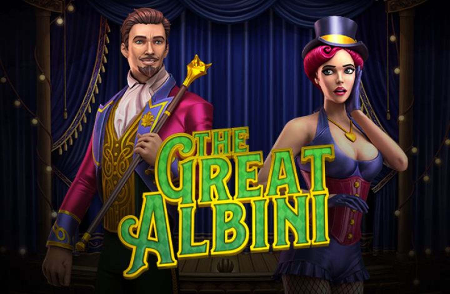 The The Great Albini Online Slot Demo Game by Foxium