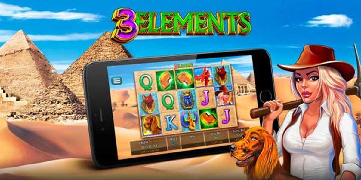 The 3 Elements Online Slot Demo Game by FUGA Gaming