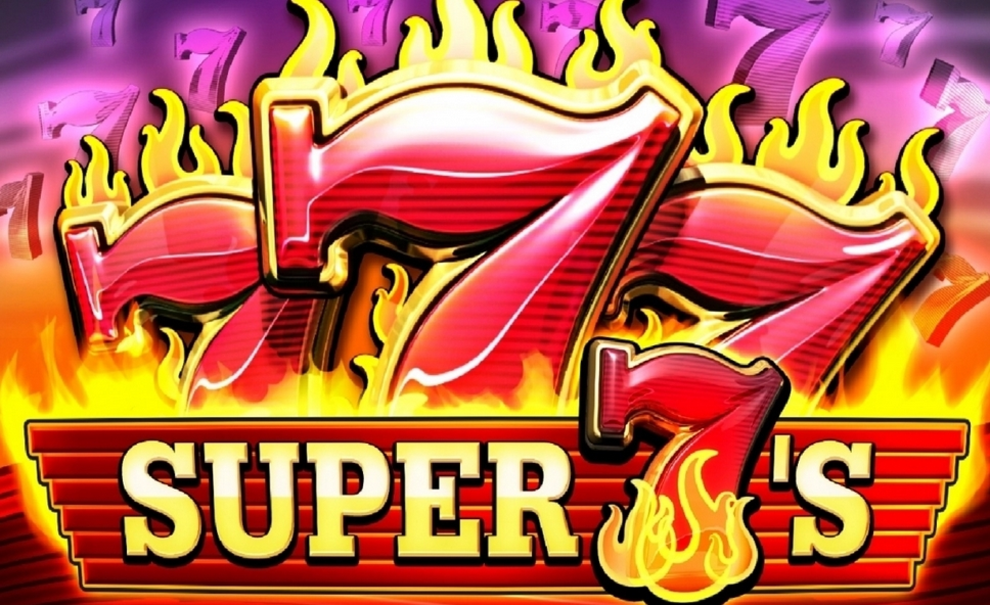The Super Sevens (FUGA Gaming) Online Slot Demo Game by FUGA Gaming