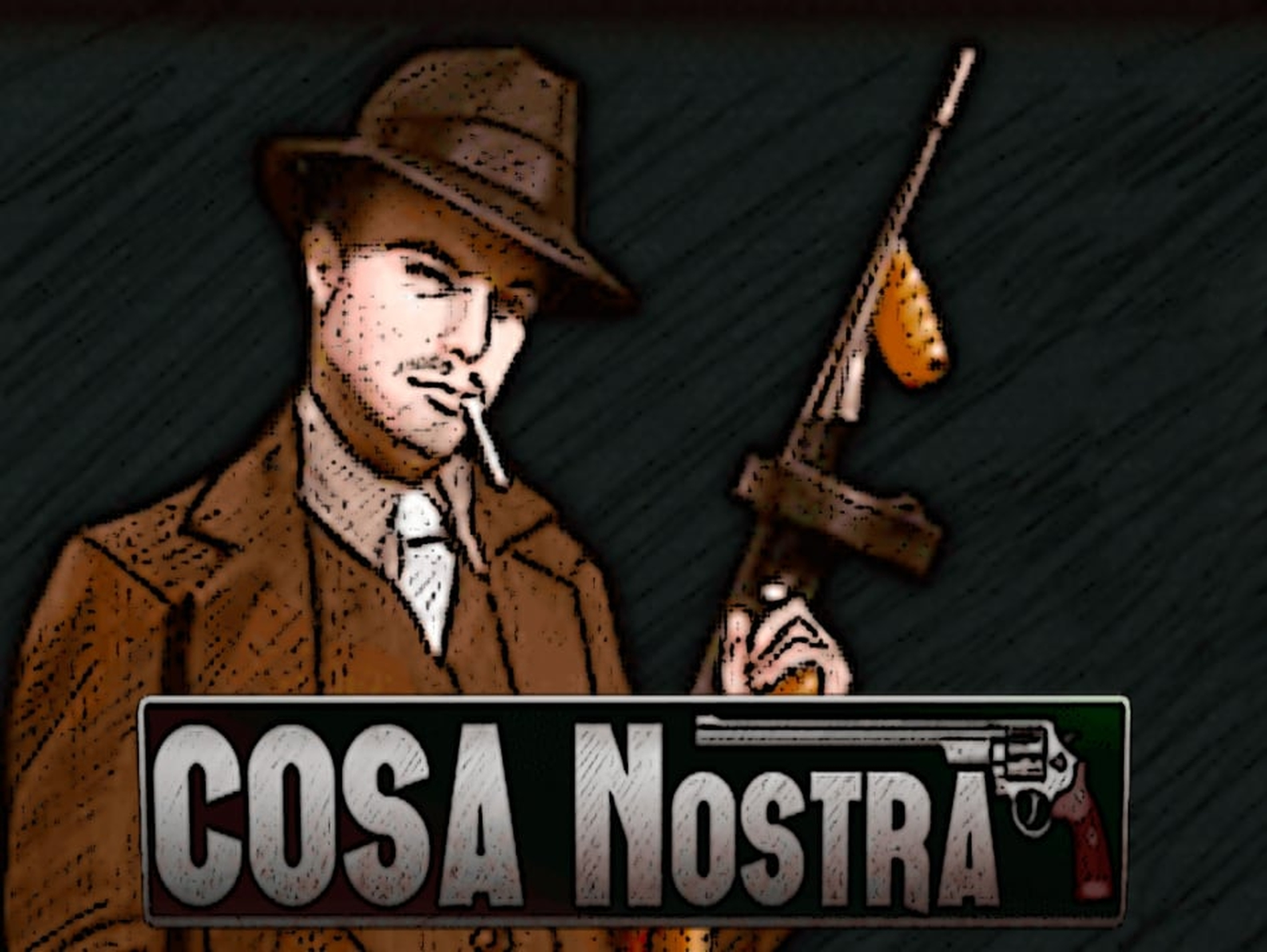The Cosa Nostra Online Slot Demo Game by Fugaso