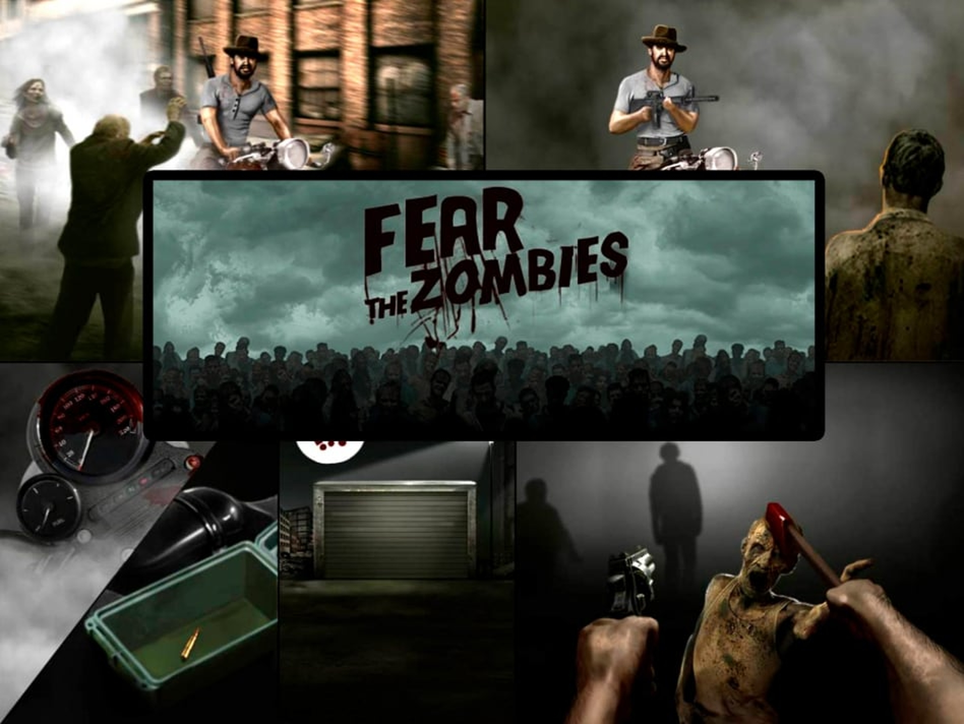 The Fear The Zombies Online Slot Demo Game by Fugaso