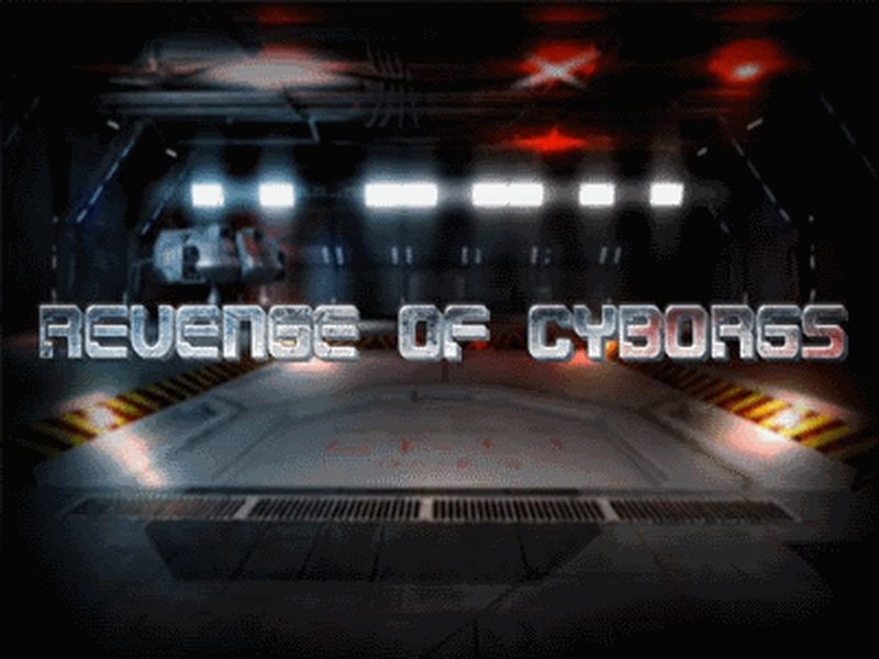 The Revenge of Cyborgs Online Slot Demo Game by Fugaso