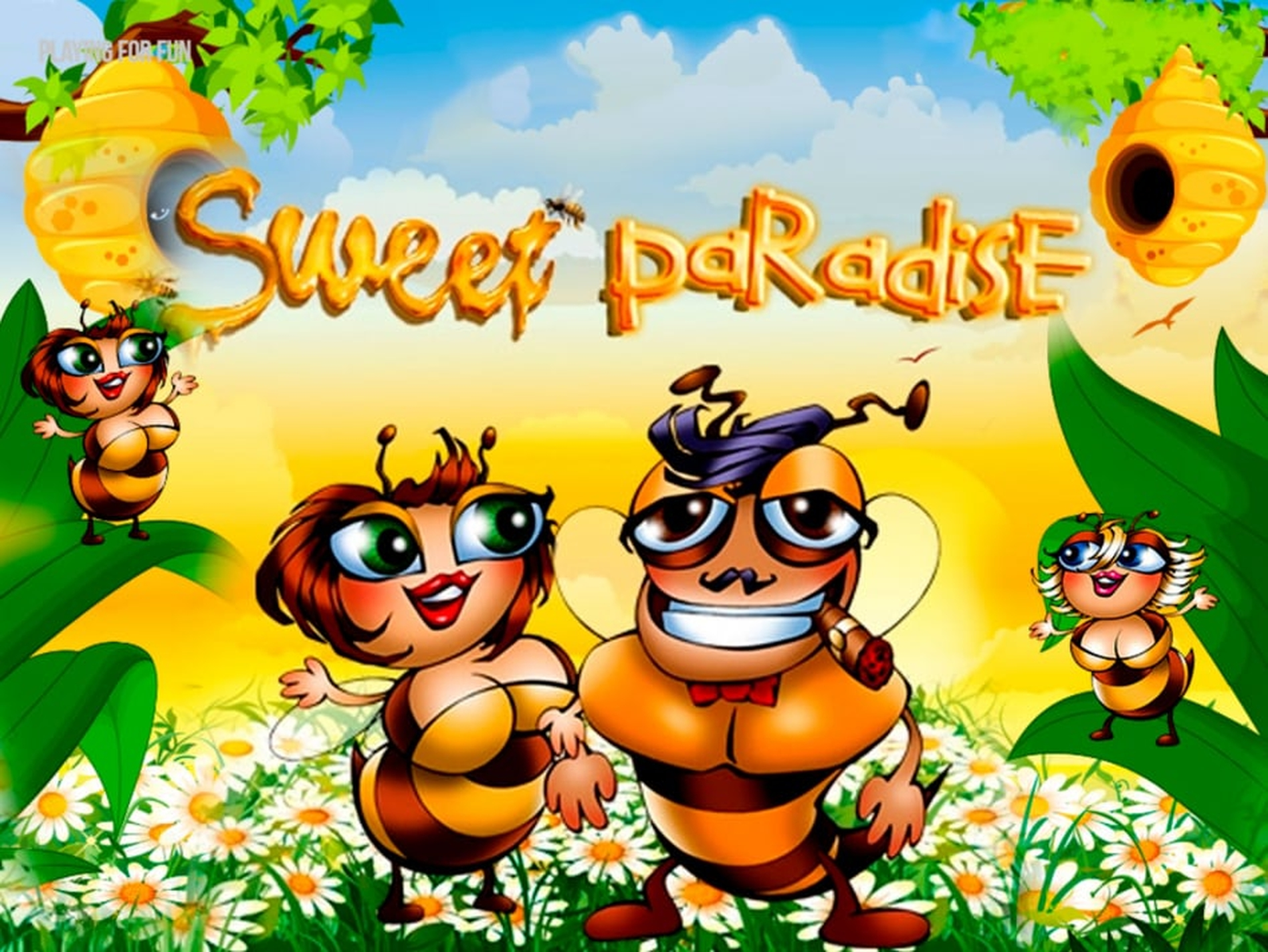 The Sweet Paradise Online Slot Demo Game by Fugaso