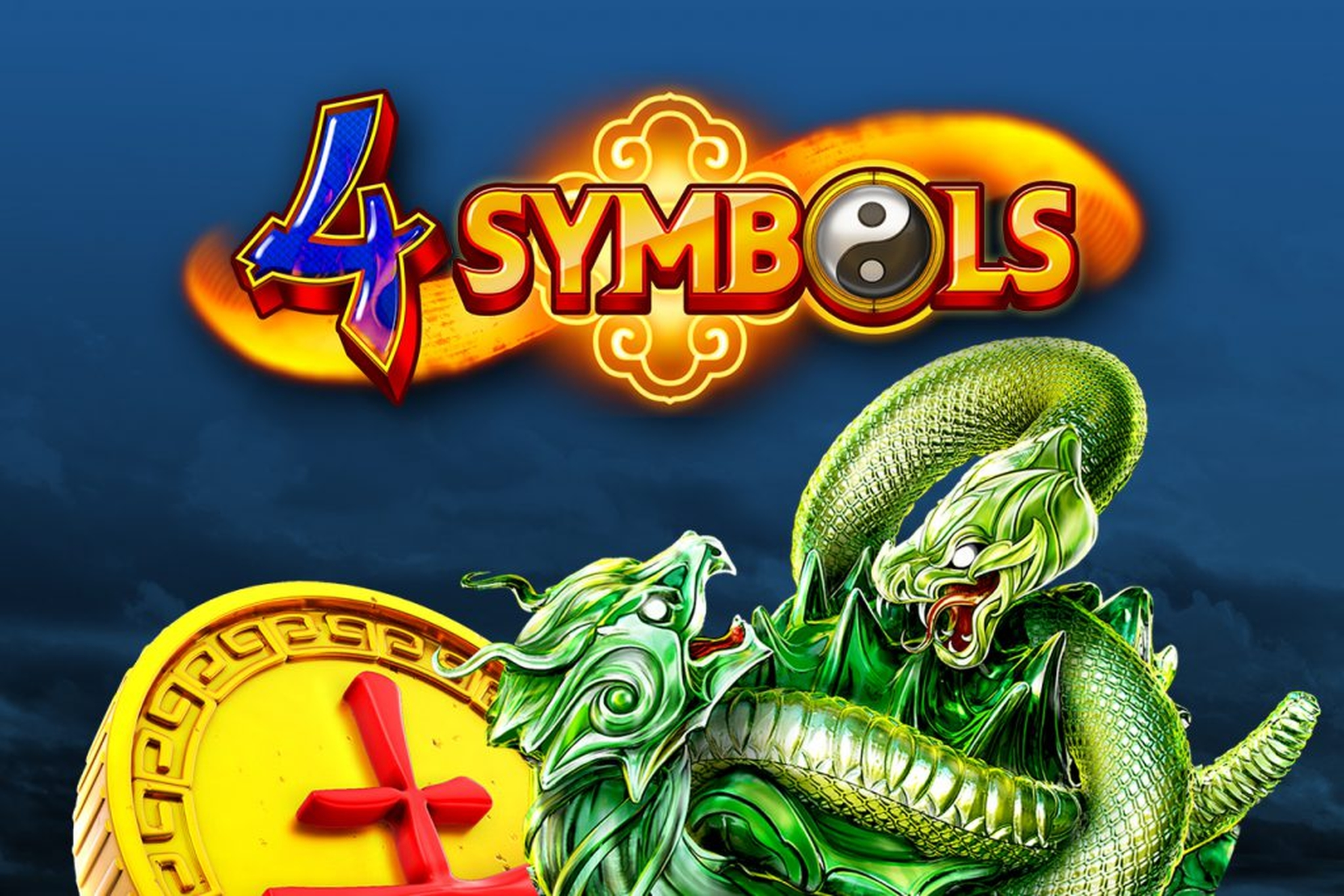 The 4 Symbols Online Slot Demo Game by GameArt