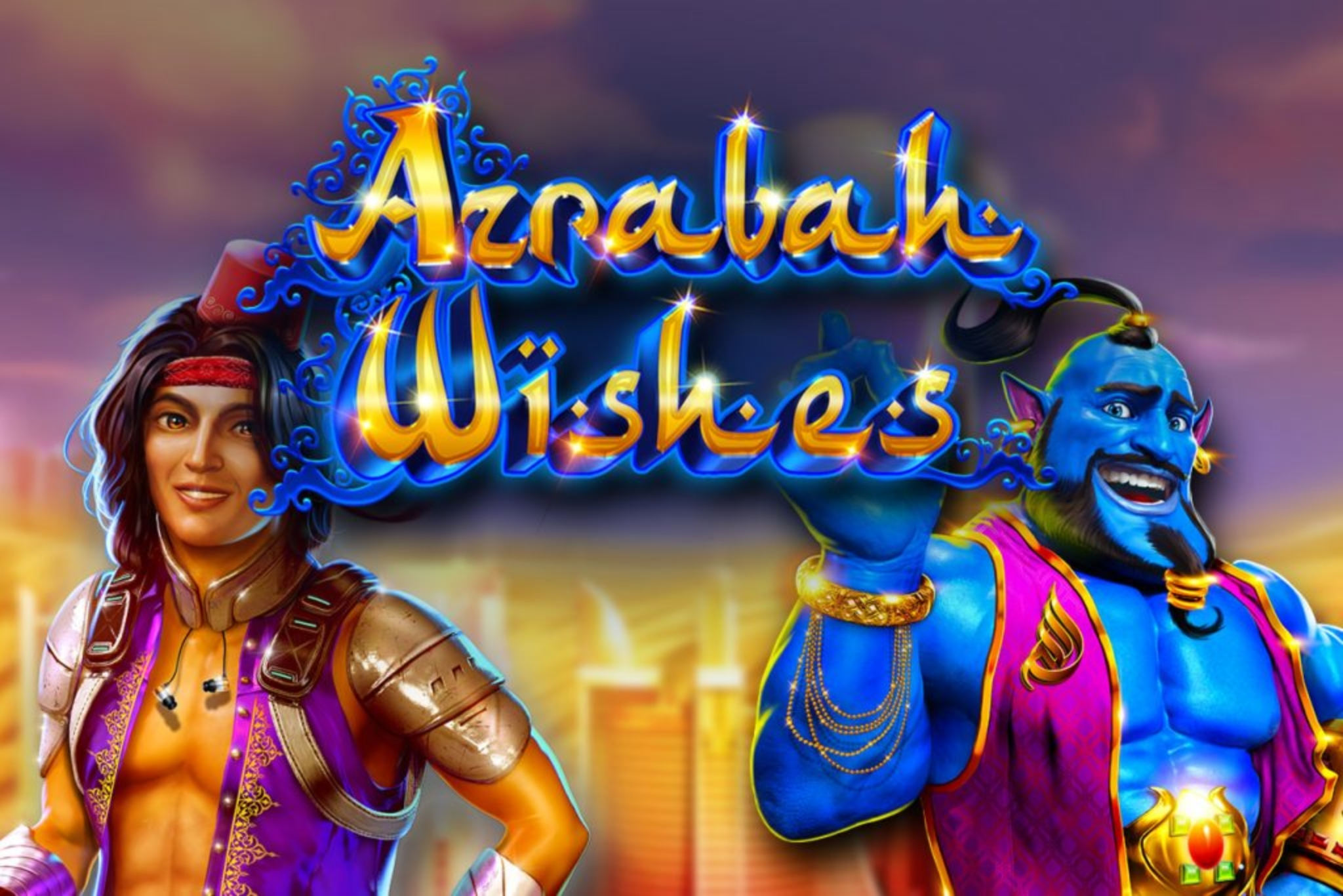 The Azrabah Wishes Online Slot Demo Game by GameArt